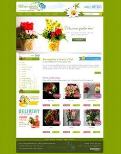 No me olvides Florería  Diseño y desarrollo Web 2.0  Catálogo de Productos  Carrito de consultas.  Sistema Administrable (secciones, catálogo, carrito, slide de fotos, etc.)  Web: www.nomeolvidesfloreria.com