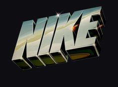 Creative Typography, Lettering, and Nike image ideas & inspiration on Designspiration Fond Design, 80s Design, Creative Design, Design Art, Type Design, Interior Design, Graphic Design Posters, Graphic Design Typography, Japanese Typography