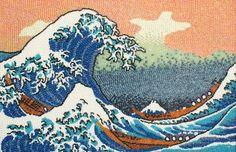 Using Jelly Beans, Artist Recreates Classic Artworks