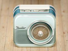 Radio Icon Design by Román Jusdado