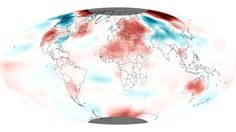 """November Is Globe's 333rd Straight Month of Warm Temps - The month of November continued an unbroken streak of warmer-than-average temperatures that dates all the way back to 1985 — the year the hit film """"Back to the Future"""" first hit theaters — with global average surface temperatures ranking as the fifth-warmest such month on record, according to figures released Monday by the National Oceanic and Atmospheric Administration (NOAA)."""