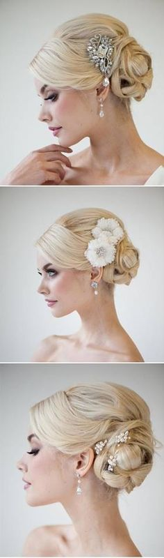 These hair accessories look absolutely stunning!