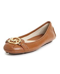 MICHAEL Michael Kors Shoes - just bought these in a darker brown! maybe get the navy ones too?