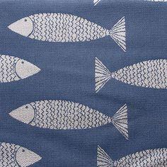 P/Kaufmann Outdoor Catch My Drift Nautical Fabric