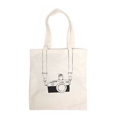 Tote bag The Photographer