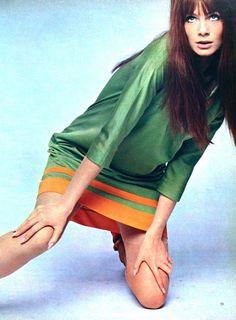 1960s dress.