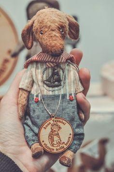 """Мишки Тедди. Выставка """"Салон кукол"""" - 2014. Фото 24."""