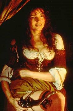 Photo of Cutthroat Island for fans of Geena Davis 32521313 Pirate Queen, Pirate Woman, Pirate Life, Geena Davis, Pirate Party Costume, Divas, Renaissance, Steampunk Pirate, Pirates Cove