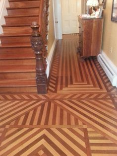 They knew how to do floors in the Victorian era. Victorian Era, Animal Print Rug, Floors, Rugs, My Style, Home Decor, Home Tiles, Farmhouse Rugs, Flats