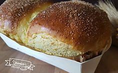 PAN BRIOCHE DOLCE, ideale con marmellata o nutella