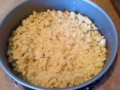 Rhabarber- Pudding- Kuchen