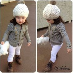I usually hate when kids are dressed like adults, but this is just too cute.