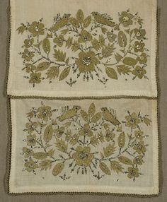 Ottoman Embroidered Sash