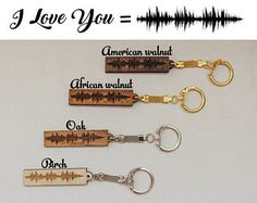 Keychain Personalized Birthday Gift Idea Best Friend