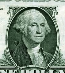 Image result for george washington dollar