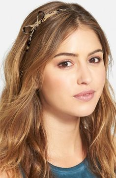 L. Erickson 'Little Bow Peep' Headband available at #Nordstrom