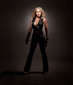 Grown up Cherie Currie.