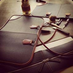work on the #bag