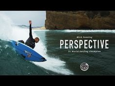Perspective I Mick Fanning solo session somewhere in Peniche - YouTube