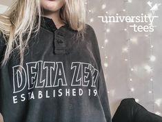 Delta Zeta Shirts, Chi Omega Shirts, Delta Gamma, Theta, Kappa, Sorority Shirt Designs, Sorority Shirts, Sorority Canvas, Sorority Paddles