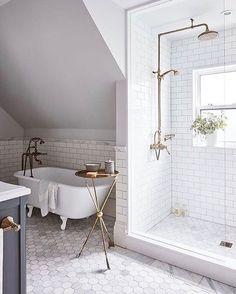 "92 Likes, 10 Comments - By @christinaissa (@studioissa) on Instagram: ""Bathroom inspo """