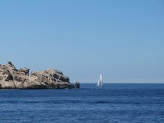 Pictures of Marseille's Calanques - #Marseille #Photography