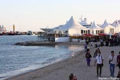 La plage - Cannes