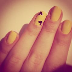 unghie,giallo,colore,smalto