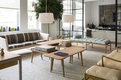 New York Showroom by Carl Hansen & Søn