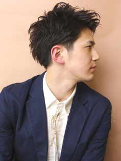 cir508_b Beauty Box, Hair Beauty, Chic Haircut, Wavy Hair Men, Men's Hair, Man Japan, Asian Men Hairstyle, Boy Hairstyles, Japan Fashion