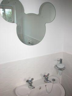 Our Bathroom Went Disney Vote Now Mickey Ideas