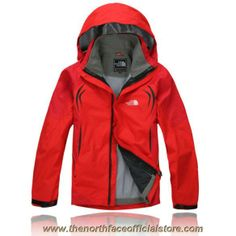 New The North Face Gore Tex XCR Red Jacket Men Outlet TNF371
