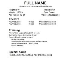 Resume Profile Statement Example - http://www.resumecareer.info ...