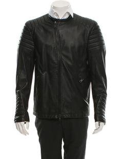 ARI Leather Jacket w/ Tags #realrealscore