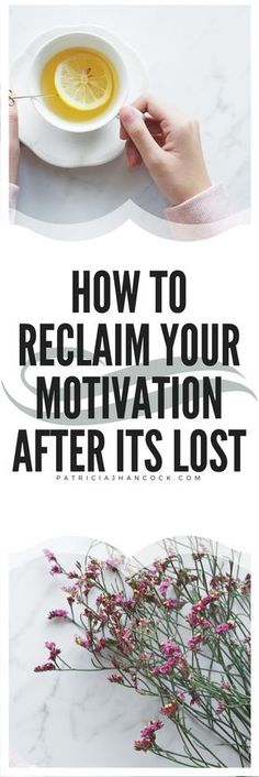 This easy guide will teach you how to reclaim your motivation for any task goal or ambition. These actionable steps will help you understand why your motivation was lost and how to refocus your mindset and cognitive behavior towards success for the futu Morning Motivation, Life Motivation, Finding Motivation, College Motivation, Workout Motivation, Self Development, Personal Development, Development Quotes, Cognitive Behavior