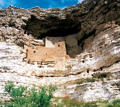 Explore the Montezuma Castle and Walnut Canyon in Arizona