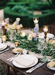 Wedding Decor Inspiration: Olive Branches Image: 25
