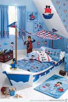 diy pirate bed - Google-søk