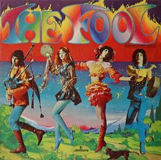 """The Fool"" (1968, Mercury).  Their first LP."