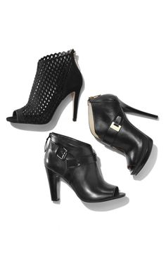Black booties for every outfit!