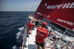 Give it a Nudge   Volvo Ocean Race 2014-15