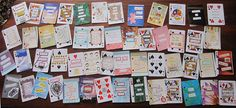 52 reasons (I'm utterly crazy-silly in love with my husband) - PAPER CRAFTS, SCRAPBOOKING & ATCs (ARTIST TRADING CARDS)