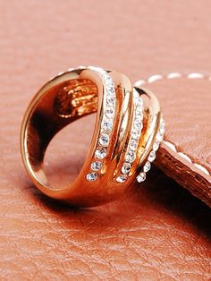 #DealDeyAccessories Amberlee Ring By Riana Collection