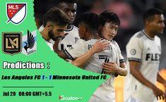 Los Angeles FC vs Minnesota United FC