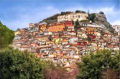 Rocca di Papa, veduta