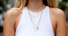 Tips To Choose Layered Necklaces