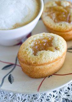 Tart bramley apple friands - teatime treat for Bramley Apple Week to Feb Tea Cakes, Mini Cakes, Cupcake Cakes, Cupcakes, Baking Recipes, Cake Recipes, Dessert Recipes, Fruit Recipes, Dessert Ideas