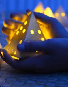 Paper Lanterns - Fun Family Crafts