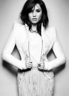 Demi Lovato for FASHION Magazine Canada, August 2013