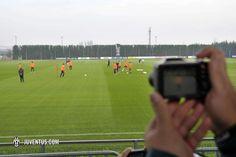 Porte aperte allo Juventus Center - Open training session at Juventus Center - Juventus.com